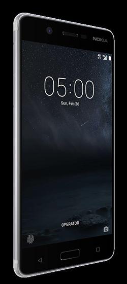 Nokia_5_Silver_front