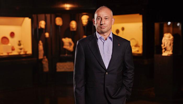Zer A.Ş. Genel Müdürü Mehmet Apak