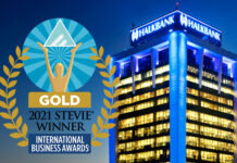 Halkbank, İş Dünyası Oscarları'ında Yılın En İyi Bankası seçildi