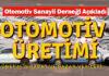 İlk 7 ayda otomotiv üretimi yüzde 11, ihracatı yüzde 7 arttı!